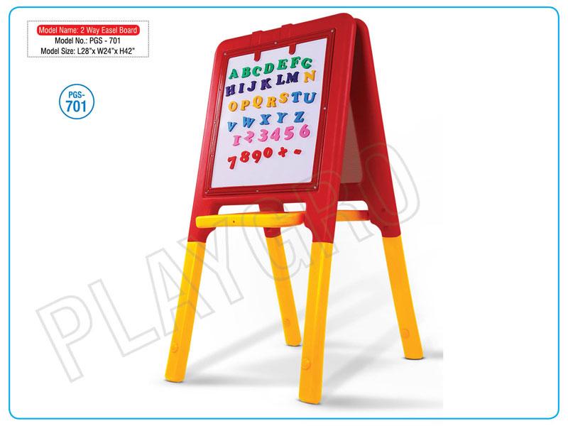 2 Way Easel Board