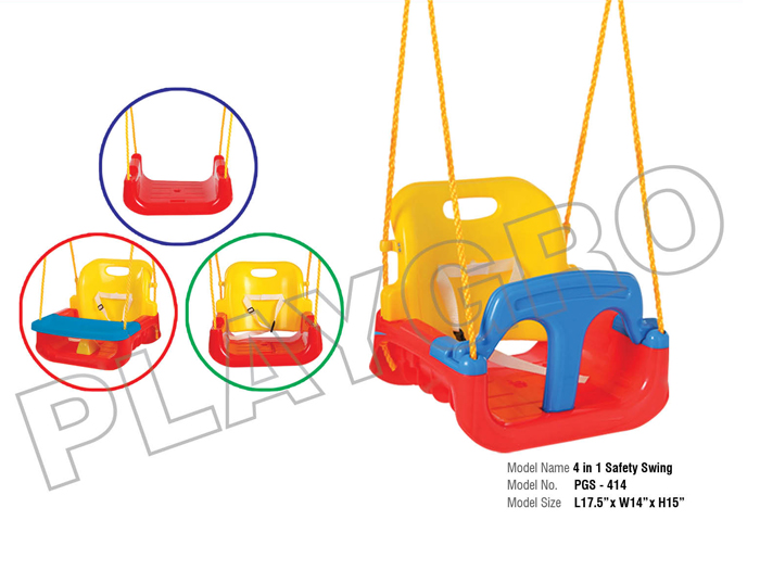 4 in 1 Safety Swing
