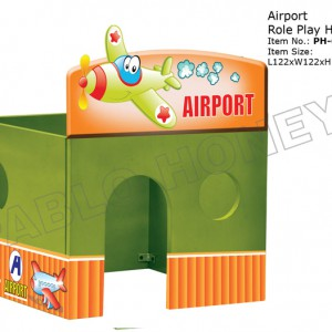 Airport Role Play House