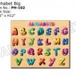 Alphabet Big