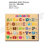 Alphabet With Picture
