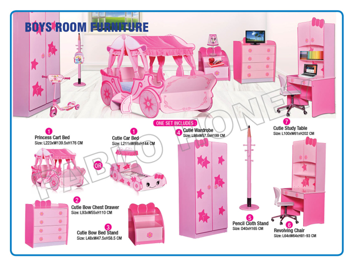 Girls Room Furniture