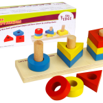 Basic Shape Stackers