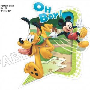 Fun With Mickey