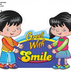 Greet with Smile