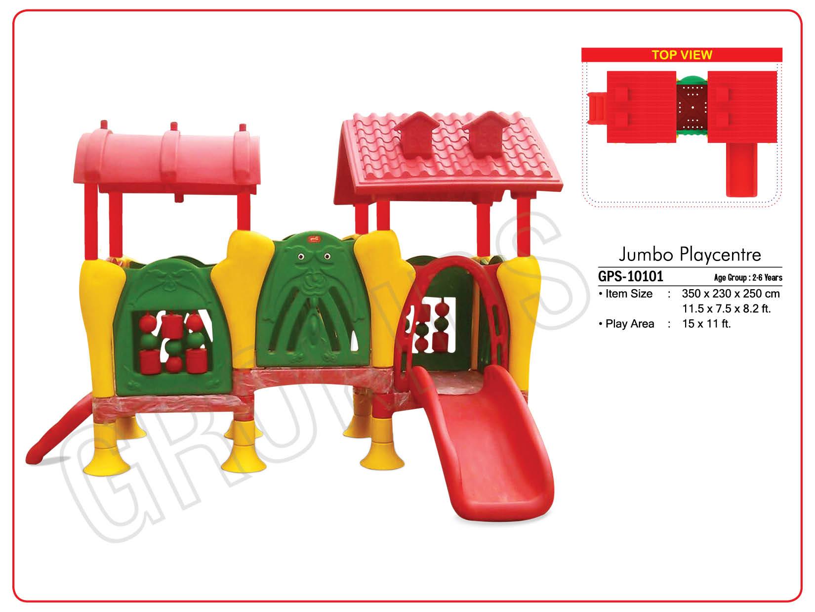 Jumbo Playcentre