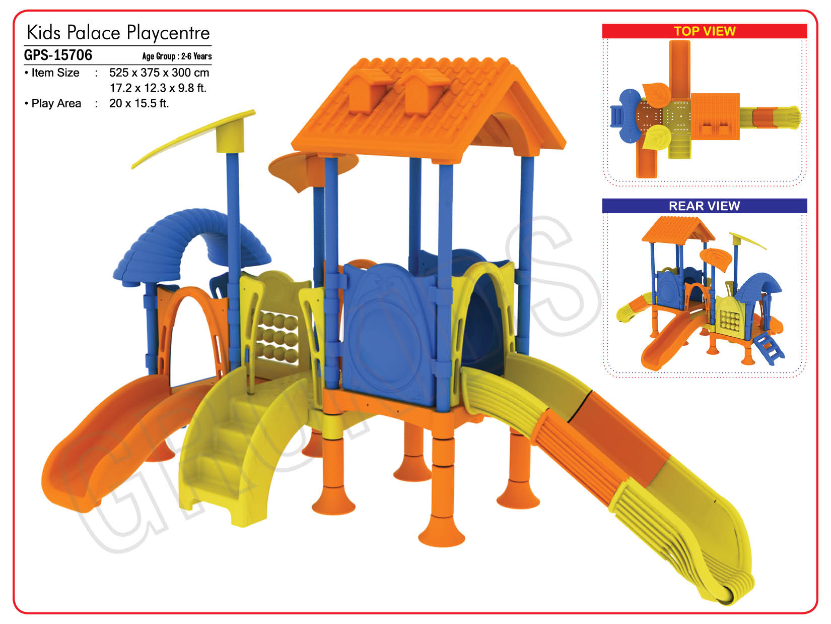 Kids Palace Play Centre