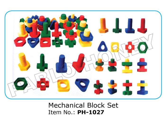 Mechanical Block Set