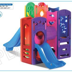 Play Station High Riser