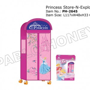 Princess Store N Explore