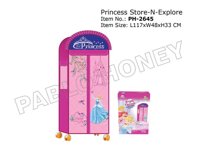 Princess Store N Explore