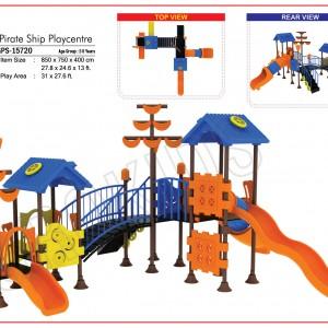 Prrate Ship Playcentre