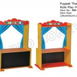 Puppet Theater Role Play House