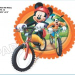 Ride With Mickey