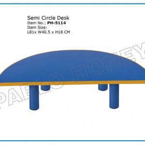 Semi Circle Desk