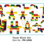 Tower Block Set