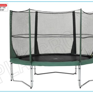 Trampoline 120 (With Safety Net)