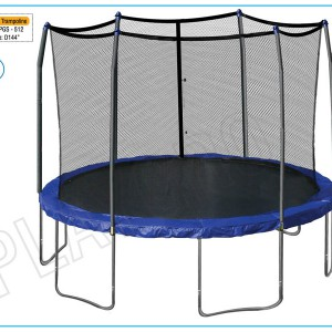 Trampoline 144 (With Safety Net)