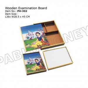 Wooden Examination Board